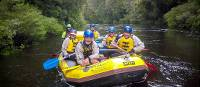 Group of rafters on the Franklin River | Glenn Walker