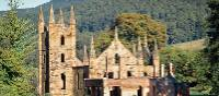 Church at Port Arthur Historic Site | Tourism Tasmania & Holger Leue