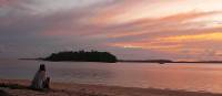 Sunset over the Vava'u Islands | Sherry Wootton