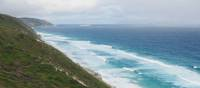 Exceptional coastal views along the Albany to Denmark sections of the Bibbulmun Track