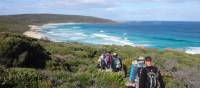 Stunning coastal views along the Cape to Cape walk