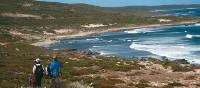 Trekkers on the stunning Cape to Cape track in Western Australia | Paula Wade