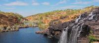 Spectacular waterfalls in the Kimberley region