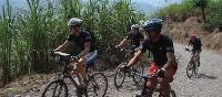 Biking the lovely trails in Costa Rica