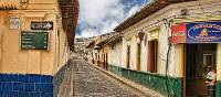 Wander the cobblestone streets of Antigua in Guatemala