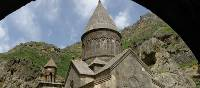 The Monastery of Geghard in Armenia