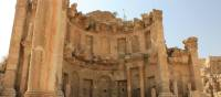 Ancient ruins of Jerash | Rachel Imber