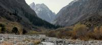 Valley in Ala Archa National Park | Rachel Imber