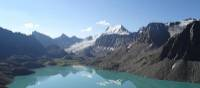Kyrgyzstan mountain lake | Asia Adventures