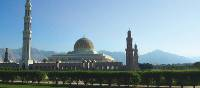 The Grand Mosque in Muscat | Caroline Mongrain