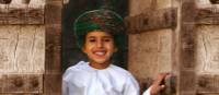 A young Omani boy | Oman Ministry of Tourism