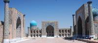 The Registan Square hosts three of Central Asia finest buildings | Chris Buykx