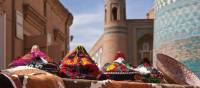Local craft for sale in Khiva | Peter Walton