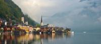 Halstatt, one of the Salzkammergut regions most picturesque villages | Liz Light