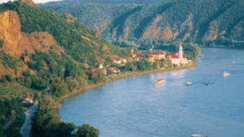 The Danube River, Wachau Valley