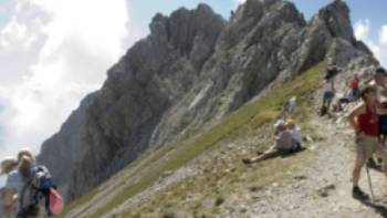 Trekkers in the Trans Tyrol | Helmut Wagner