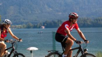 Cycling in the alpine wonders of Austria's Salzkammergut region
