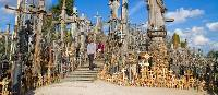 Crosses of every shape and size can be found in Lithuania's Hill of Crosses | Andrew Bain