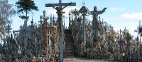The intriguing Hill of Crosses in Lithuania