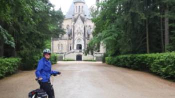 Exploring the Czech Republic by bike is one of the best ways to experience the various sites
