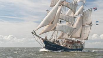 Explore the Northern Ireland coast on the Thalassa