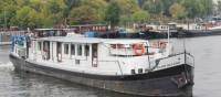 The Claire de Lune barge