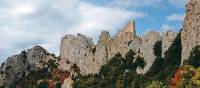 The Peyreperthuse Castle, Cathar Trail, France | Sue Badyari