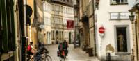 Cycling through historic Bamberg | Tim Charody