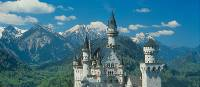 The spectacular Neuschwanstein Castle