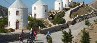 Cycling in the Greek Islands