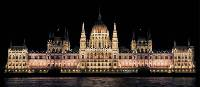 The magnificent Parliament Building in Budapest