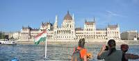 Explore the Danube then make a grand arrival into Budapest by barge | Lilly Donkers