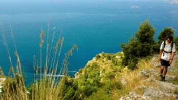 Walk of the Gods' between Agerola and Positano | Sue Badyari