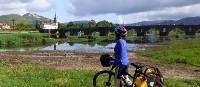 Self guided cycle trips allow you to stop when you want to enjoy the view | Pat Rochon