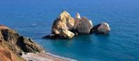 The rock formation of Petra tou Romiou, or Aphrodite's Rock, is considered the birthplace of Aphrodite | F. Cappallari