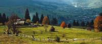 Bukovina in the Carpathian Mountains