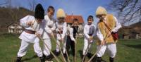 Local Serbian children in traditional costume | D.Bosnic
