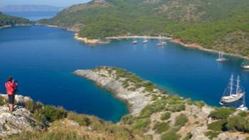 The gorgeous Lycian Coast