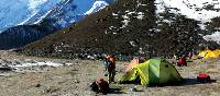 High Camp in Bakim Kharka | Ray Mustey