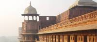 Agra Fort in Agra, India | Kellee Walsh