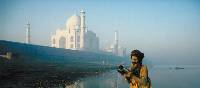 Explore the Taj Mahal, a highlight of any trip to India | Andrew Thomasson