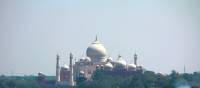 Views along the Yamuna River towards the Taj Mahal | Rachel Imber