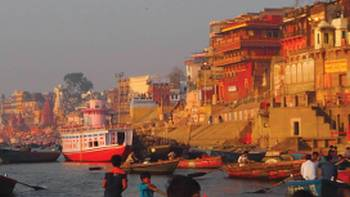 Life along the Ganges, Varanasi | Kathy Kostos