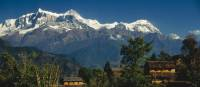 The stunning Annapurna foothills | Richard I'Anson