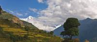The trails of the Annapurna region are dotted with small villages | Peter Walton
