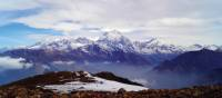 The spectacular mountain scenery of the Annapurna mountain range | Ashley Hewson