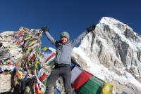 Our Everest Base Camp trek will take you to Kala Pattar |  <i>Ayla Rowe</i>