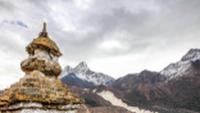 The Everest Base Camp trek is one of the world's most iconic treks |  <i>Clancy Ivanac</i>