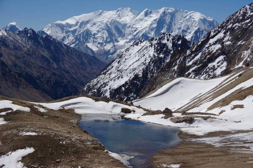 Remote trekking in far western Nepal - <i>Photo: Tim Macartney-Snape</i>