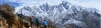 Trekking towards Everest Base Camp |  <i>Anya Greenfield</i>